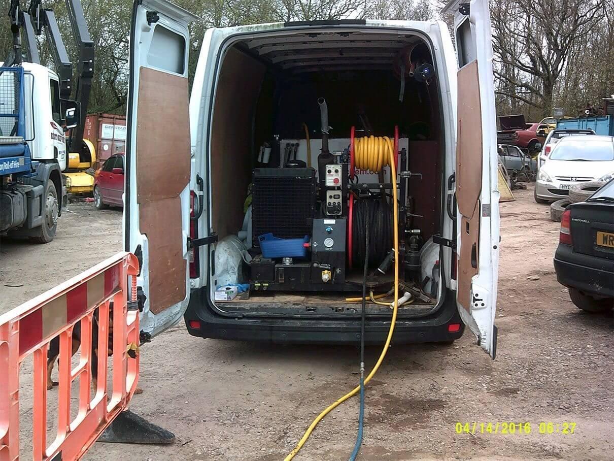 home buyer drain survey