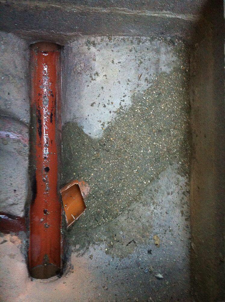 New Connection To Manhole 2 Drainage Care Uk